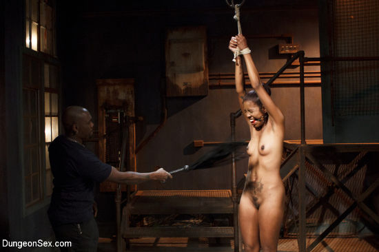 black slave girl punishment